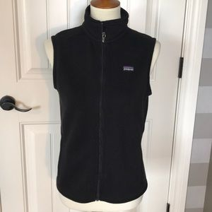Patagonia knit vest